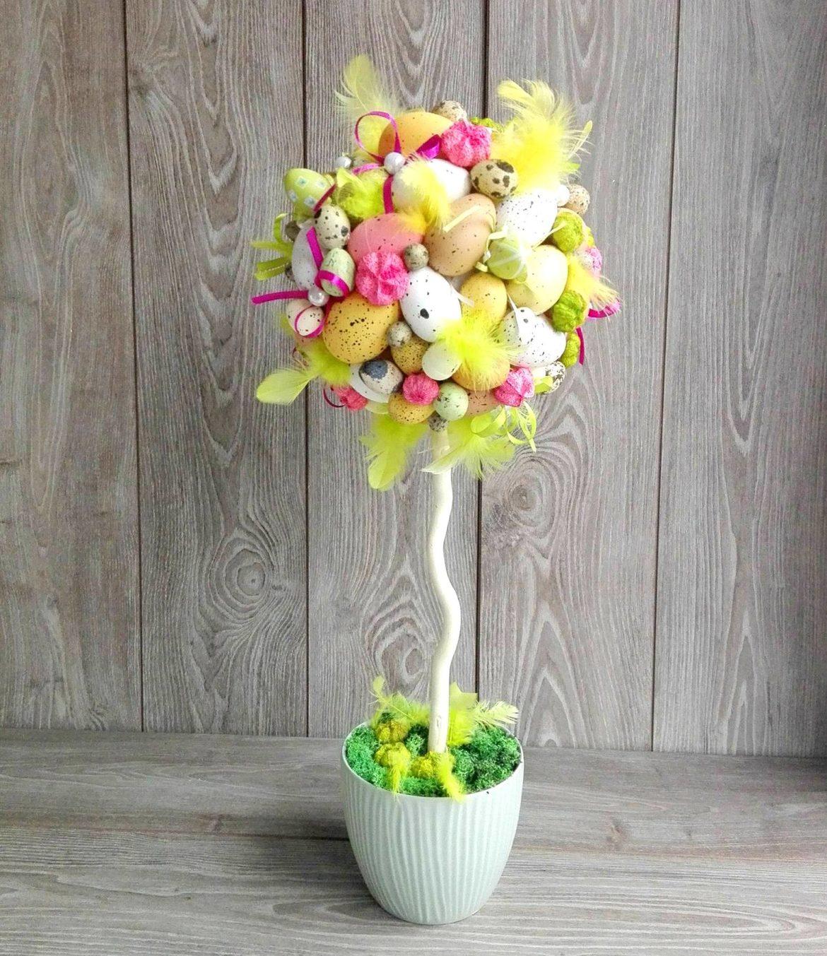 dekoracje wiosenne
