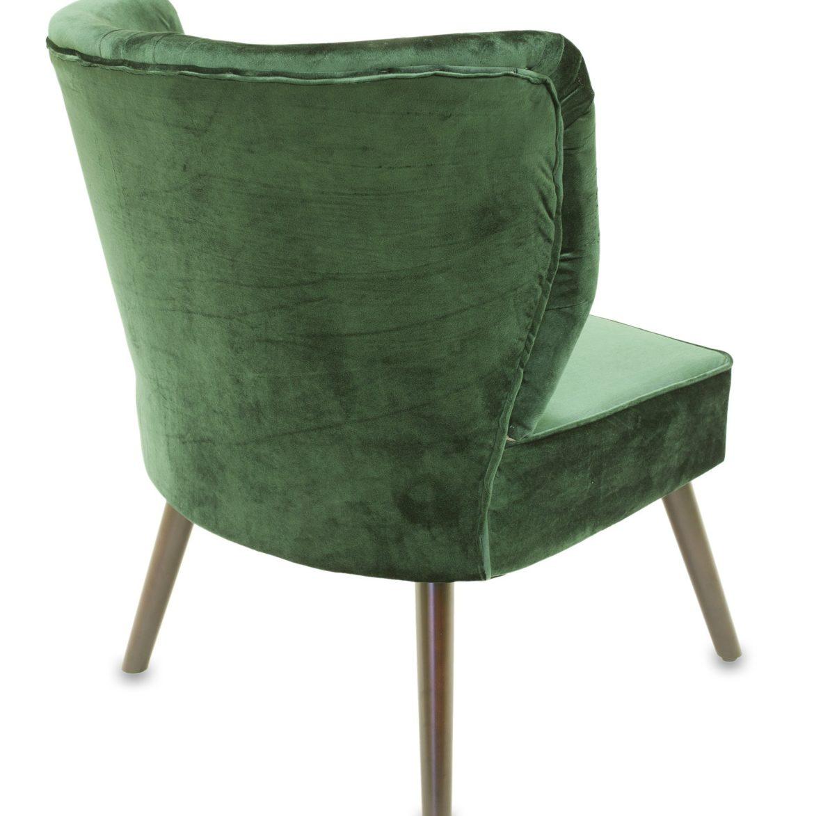 fotel kolor miętowy