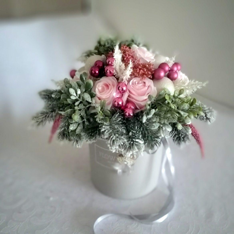 Flower box Romantyczność nr.117