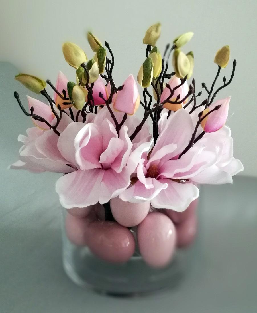 Magnolia w szkle nr. 147