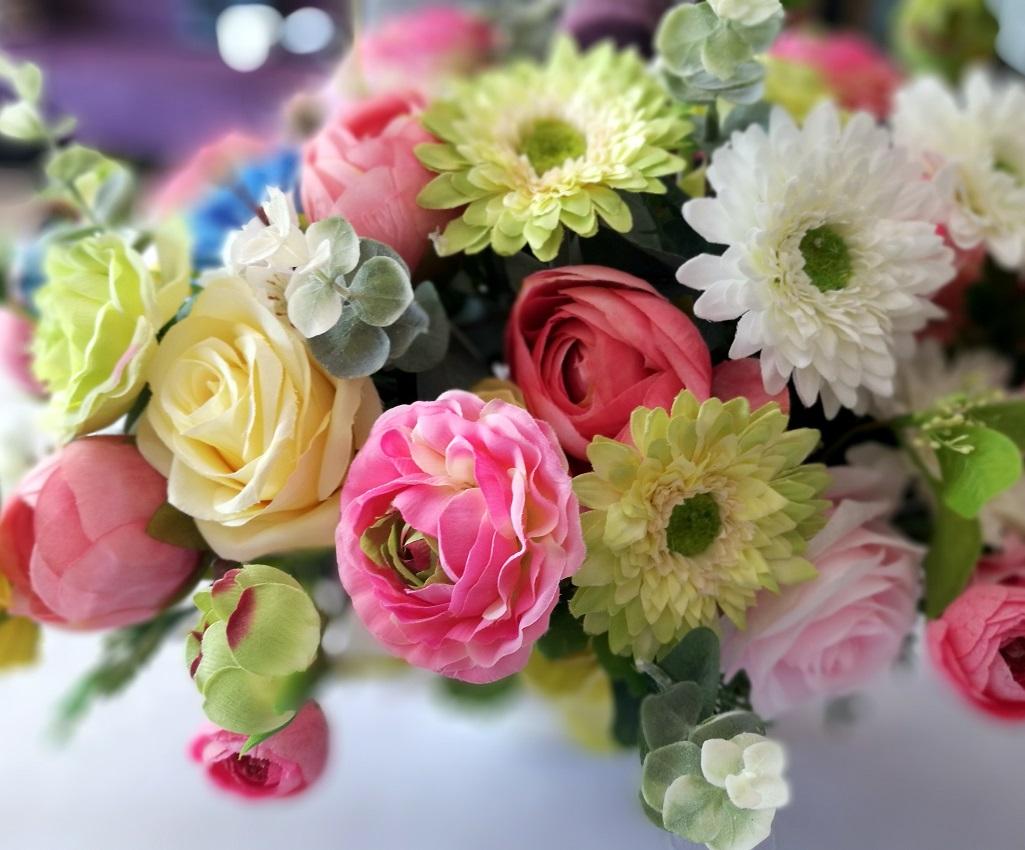 Kompozycja kwiatowa Cudowny maj nr. 198