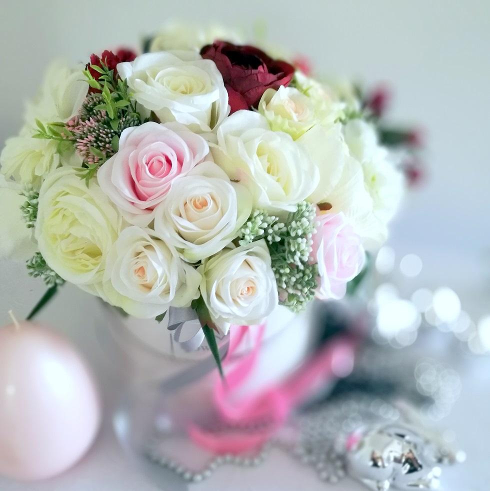 Flower box Podarunek nr 234