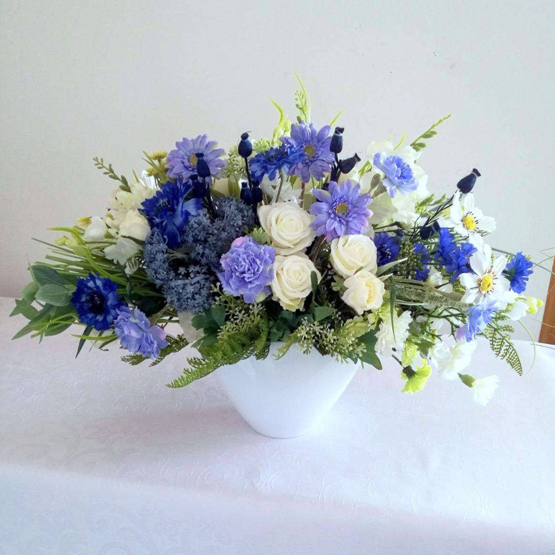 Kompozycja kwiatowa Letnie klimaty nr 318