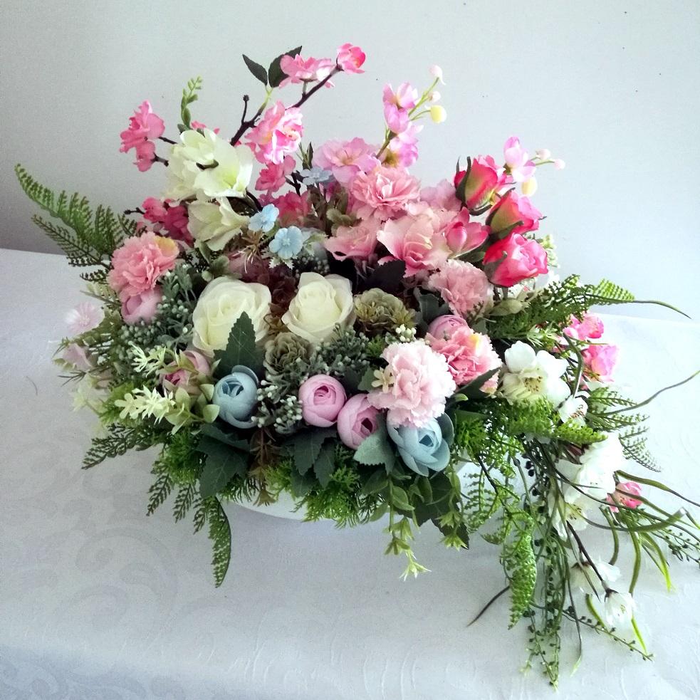 Dekoracja kwiatowa Maj nr 279