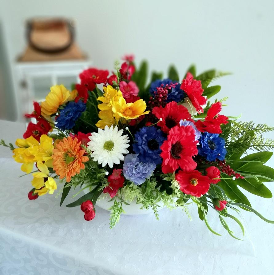 Kompozycja kwiatowa Lipiec nr 305