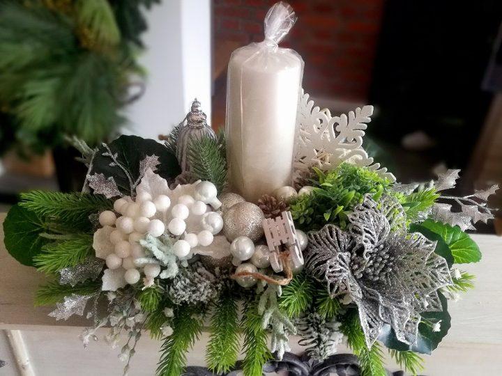 Dekoracje świąteczne na stół. Jakie wybrać?
