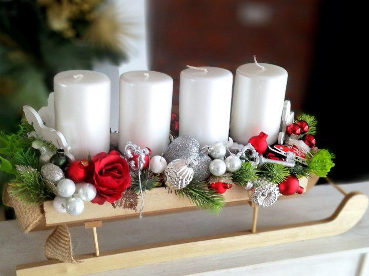 Klimatyczne dekoracje świąteczne, czyli jak przygotować dom na święta?