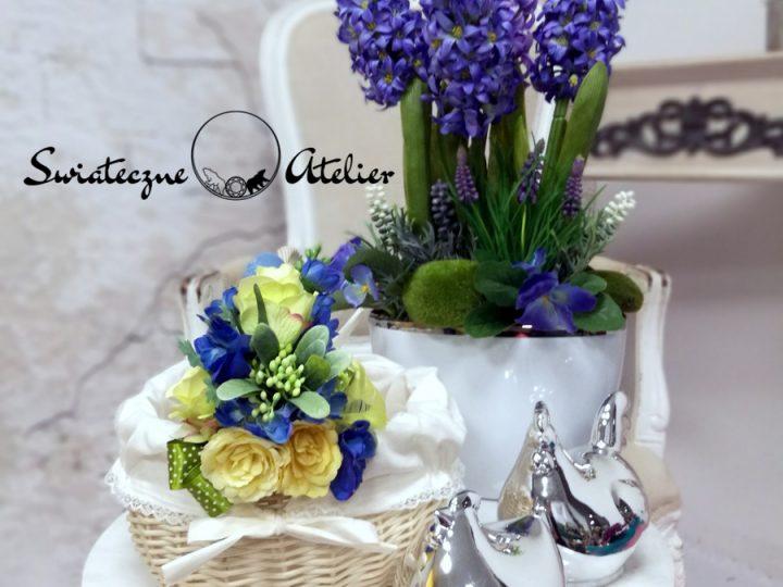 Jak dobrać dekoracje do domu na wiosnę?
