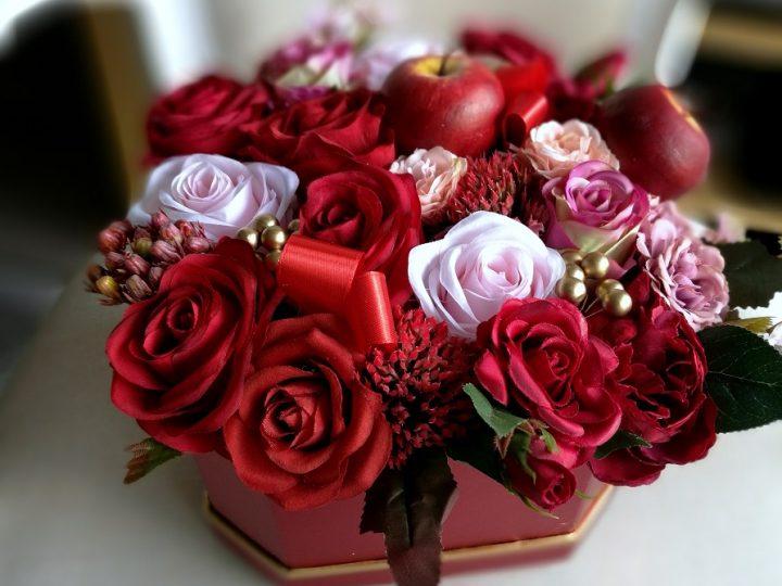Niezwykłe flower boxy na Dzień Matki