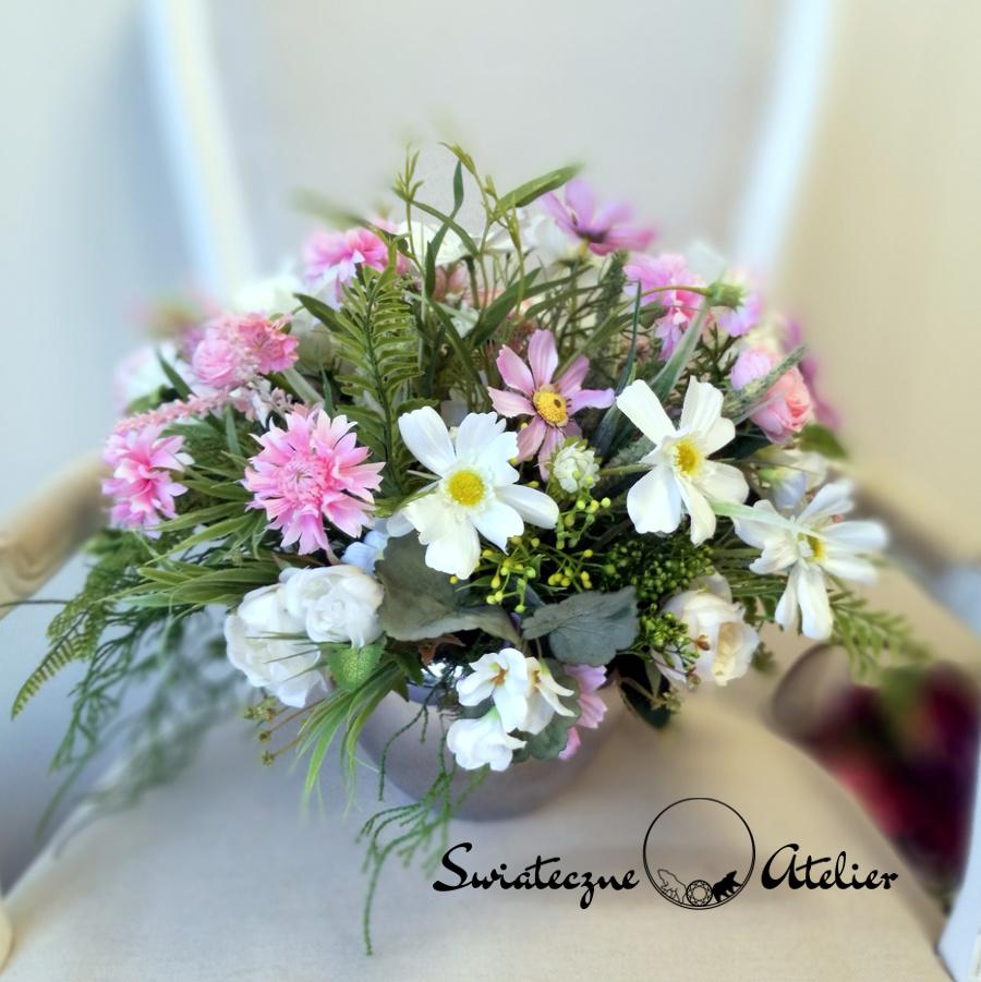 Kompozycja kwiatowa Dotyk lata nr 479