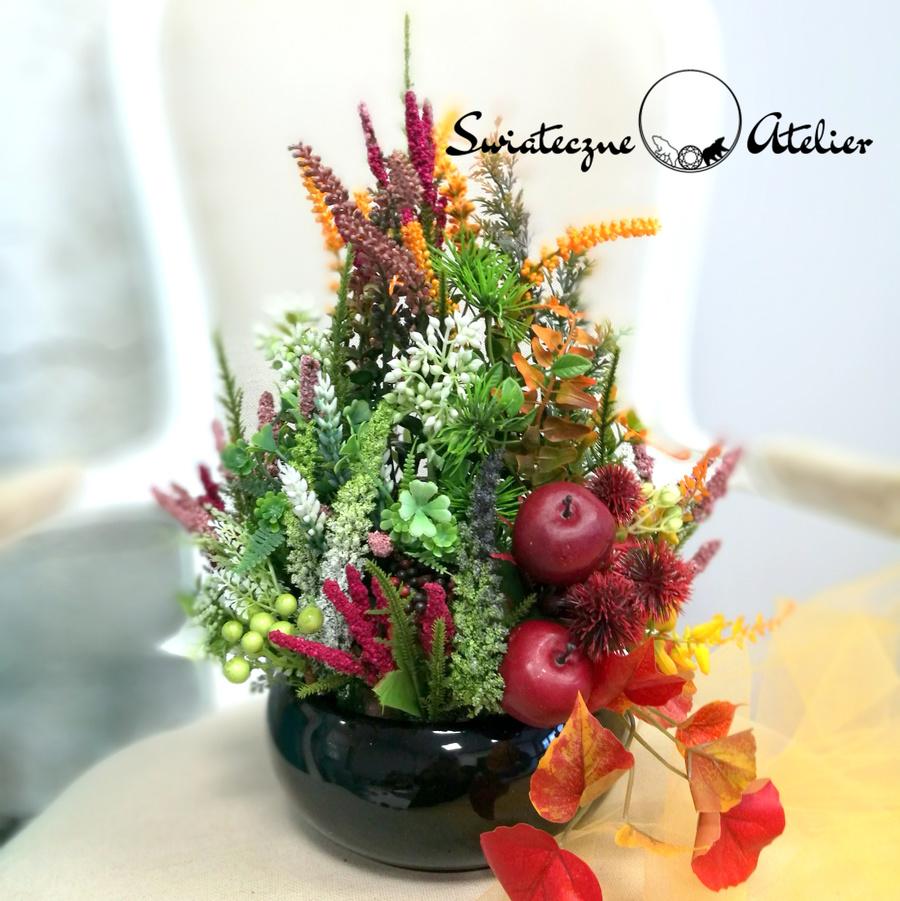 Jesienna kompozycja kwiatowa Energia 2 nr 530